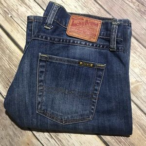 Lucky Brand Jeans Classic Mid Rise Flare 10 30